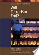 Will Terrorism End