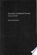 Sexuality in Medieval Europe, Doing Unto Others by Ruth Mazo Karras PDF