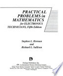 Practical Problems in Mathematics for Electronics Technicians