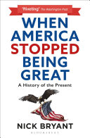 When America Stopped Being Great Pdf/ePub eBook