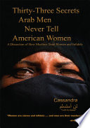 Thirty Three Secrets Arab Men Never Tell American Women