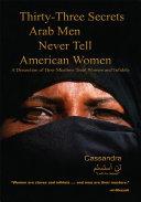 Thirty-Three Secrets Arab Men Never Tell American Women