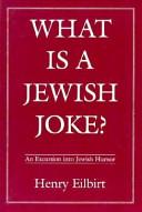 What Is a Jewish Joke