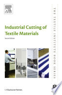 Industrial Cutting Of Textile Materials Book PDF