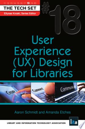 Download User Experience (UX) Design for Libraries online Books - godinez books