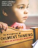 The Development Of Children S Thinking