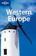 Western Europe Ediz Inglese