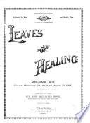 Leaves of Healing