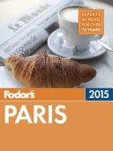 Fodor s Paris 2015