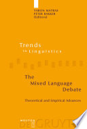 The Mixed Language Debate Book PDF