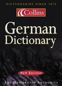 Collins German English  English German Dictionary