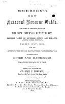 Emerson s New Internal Revenue Guide
