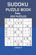 Sudoku Puzzle Book Easy