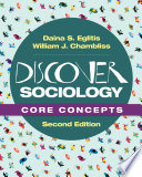 Discover Sociology  Core Concepts