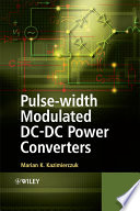 Pulse width Modulated DC DC Power Converters