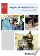 Rapport annuel de l'ONUSIDA 2007