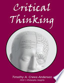 Critical Thinking and Informal Logic