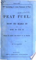 Peat Fuel Book PDF