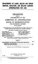 HEARINGS BEFORE A SUBCOMMITTEE OF THE COMMITTEE ON APPROPRIATIONS HOUSE OF REPRESENTATIVES  ONE HUNDREDTH CONGRESS  SECOND SESSION