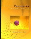 Precalculus Book PDF
