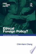 Ethical Foreign Policy