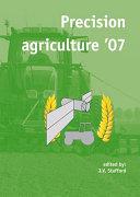Precision agriculture '07