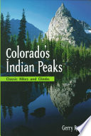 Colorado S Indian Peaks Book