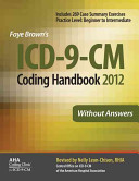 ICD 9 CM Coding Handbook Without Answers Book
