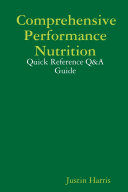Comprehensive Performance Nutrition