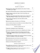 Journal of Research of the National Bureau of Standards Book
