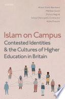 Islam on Campus Book