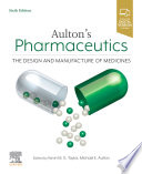 Aulton s Pharmaceutics E Book
