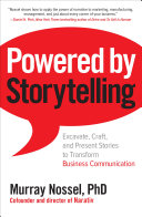 Powered by Storytelling  Excavate  Craft  and Present Stories to Transform Business Communication