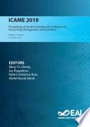 ICAME 2019