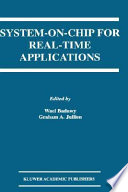 System on Chip for Real Time Applications Book