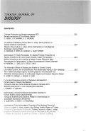 Turkish Journal of Biology