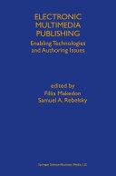 Electronic Multimedia Publishing