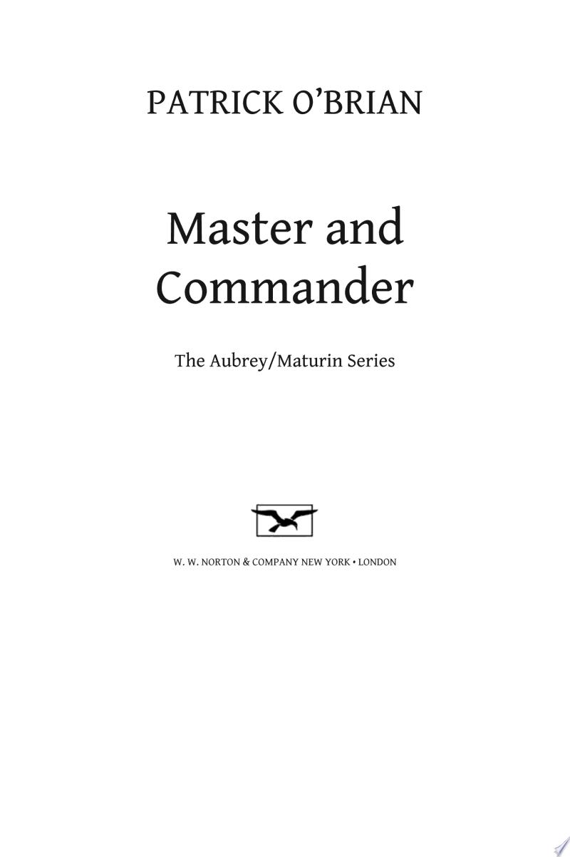 Master and Commander (Vol. Book 1) (Aubrey/Maturin Novels) banner backdrop