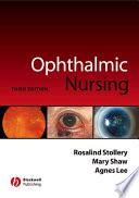 Ophthalmic Nursing Book