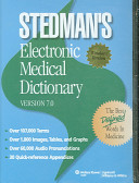 Electronic Medical Dictionary