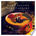 """New England Soup Factory Cookbook: More Than 100 Recipes from the Nation's Best Purveyor of Fine Soup"" by Marjorie Druker, Clara Silverstein"
