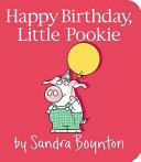 Happy Birthday  Little Pookie