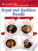 Royal and Ruthless Bundle Book