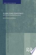 Globalising Democracy Book PDF