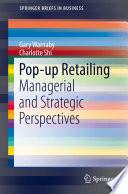 Pop up Retailing