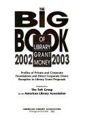 Pdf The Big Book of Library Grant Money 2002-2003