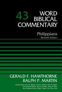 Philippians, Volume 43 [Pdf/ePub] eBook