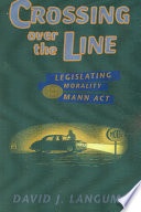 Crossing Over the Line Book