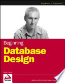 Beginning Database Design Book