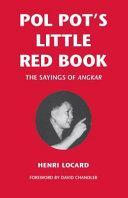 Pol Pot's Little Red Book